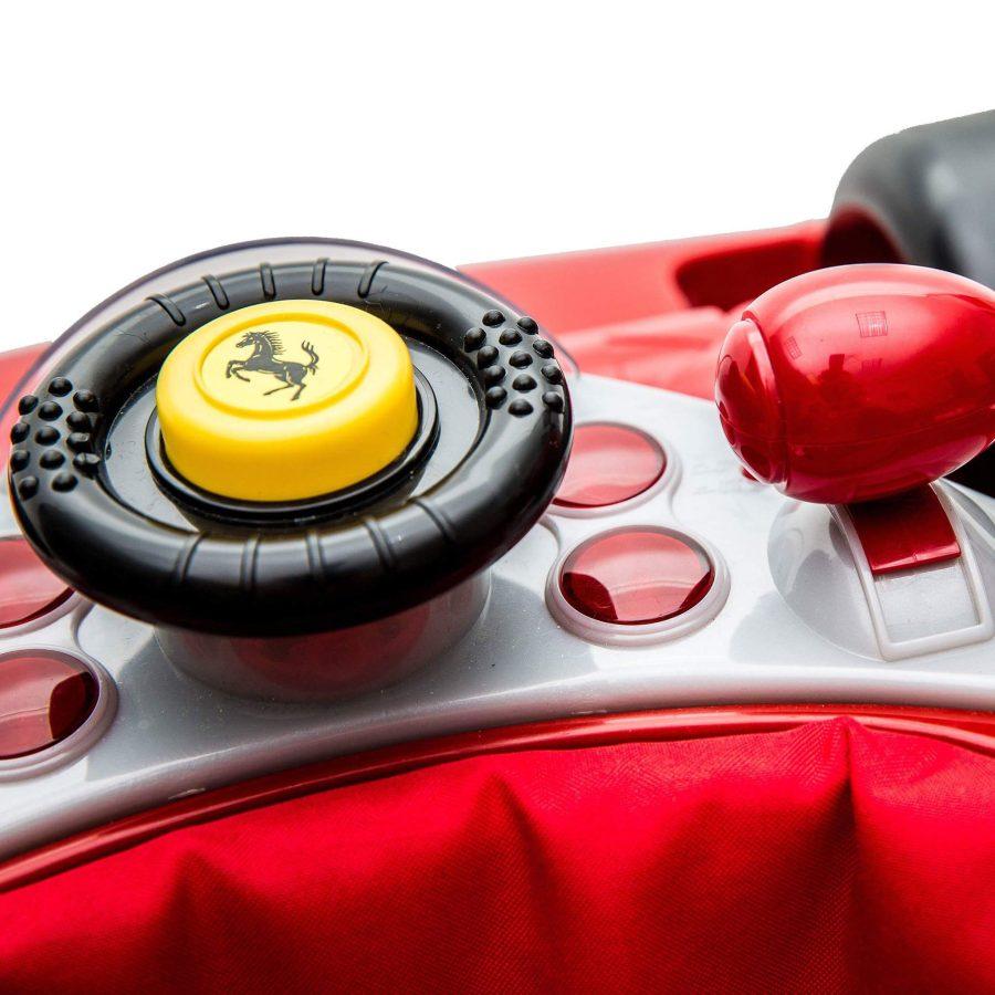 Ferrari Car Walker Chelino