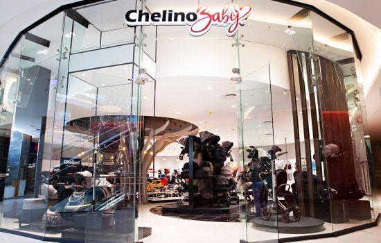 Chelino Fourways Mall Day1